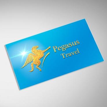 special4code_portfolio_logo_design_pegasus_travel